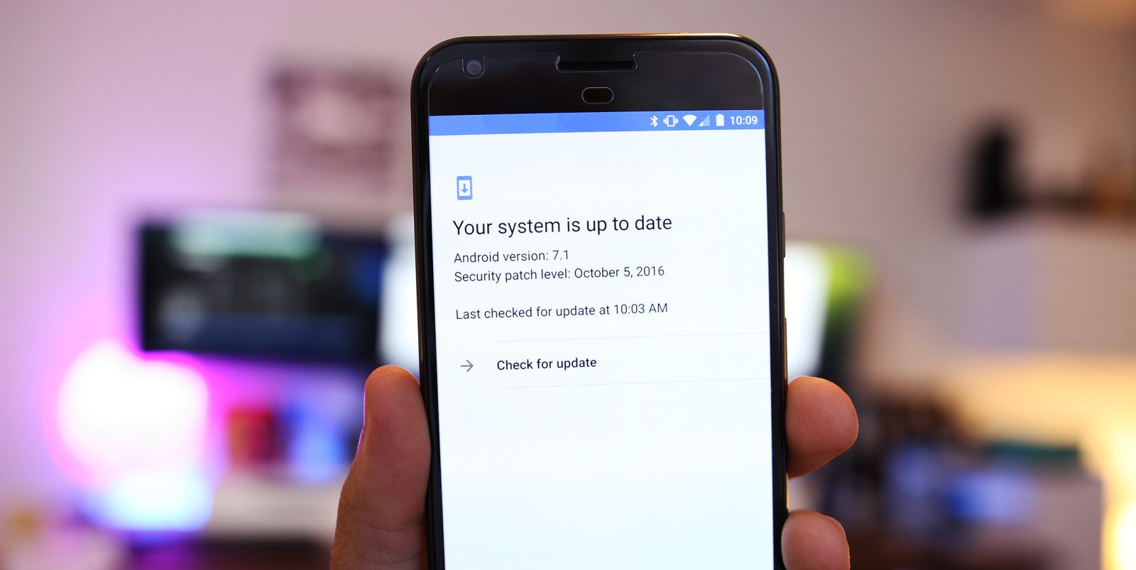 android 7.1.1 developer preview